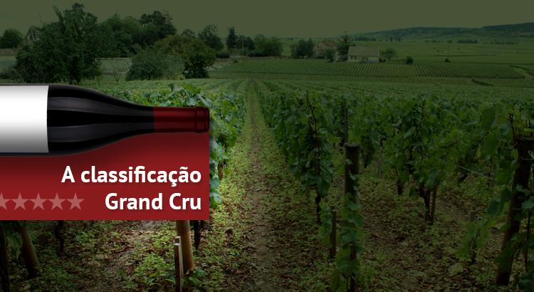 Definição de vinhos Grand Cru nas AOCs francesas