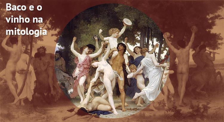 Culto a Baco: o deus romano do vinho