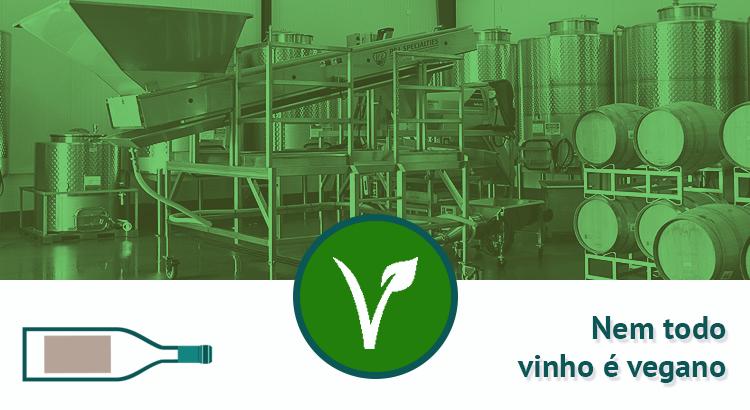 Já ouviu falar sobre os vinhos veganos?