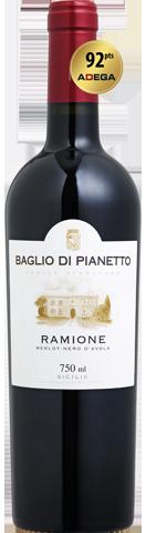 Ramione IGT Merlot & Nero D'Avola