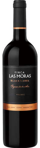 Las Moras Black Label Malbec 2016