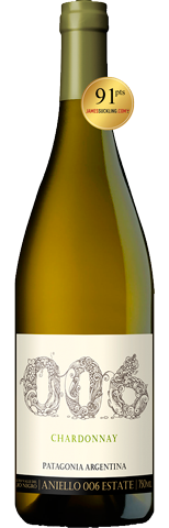 Aniello 006 Riverside Estate Chardonnay 2018