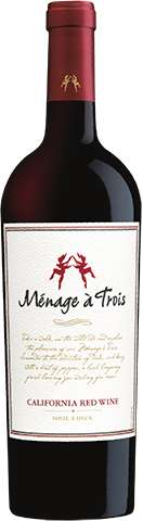 Trinchero Menage a Trois Red Blend 2017