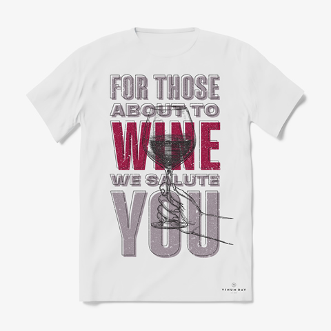 Camiseta About to Wine