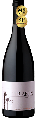 Trabun Limited Edition Syrah 2014