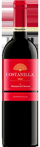Marqués de Cáceres Costanilla 2018