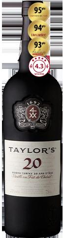 Taylors  Porto 20 Anos